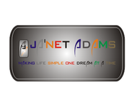 Ja'Net Adams  Logo - Entry #99