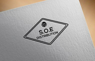 S.O.E. Distribution Logo - Entry #117