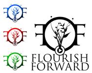 Flourish Forward Logo - Entry #56