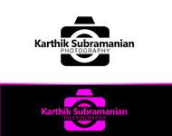 Karthik Subramanian Photography Logo - Entry #91