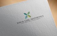 Local Girl Aesthetics Logo - Entry #84