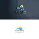First Texas Solar Logo - Entry #154
