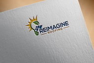 Reimagine Roofing Logo - Entry #339