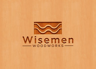 Wisemen Woodworks Logo - Entry #170