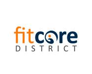 FitCore District Logo - Entry #142