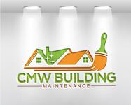 CMW Building Maintenance Logo - Entry #441