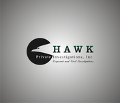 Hawk Private Investigations, Inc. Logo - Entry #56