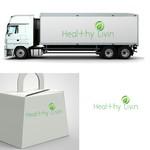 Healthy Livin Logo - Entry #524