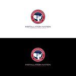 Installation Nation Logo - Entry #87