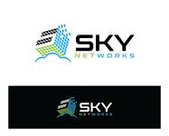 SKY Networks  Logo - Entry #10