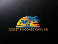 coast to coast canvas Logo - Entry #121