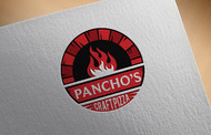 Pancho's Craft Pizza Logo - Entry #76