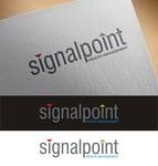 SignalPoint Logo - Entry #150