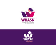 WHASN Logo - Entry #142