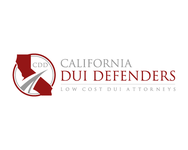 California DUI Defenders Logo - Entry #29