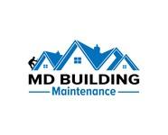 MD Building Maintenance Logo - Entry #3