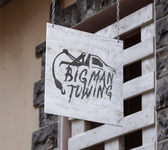 Big Man Towing Logo - Entry #38