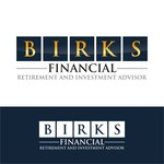 Birks Financial Logo - Entry #225