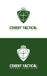 Covert Tactical Logo - Entry #38