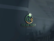 Hemp Seed Connection (HSC) Logo - Entry #57