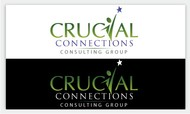Crucial Connections Consulting Group LOGO - Entry #3