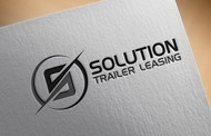 Solution Trailer Leasing Logo - Entry #161