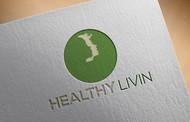 Healthy Livin Logo - Entry #81