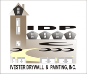 IVESTER DRYWALL & PAINTING, INC. Logo - Entry #66