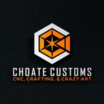 Choate Customs Logo - Entry #441