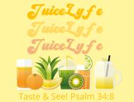 JuiceLyfe Logo - Entry #594