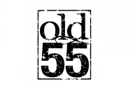 """""""OLD 55"""" - mid-century vintage furniture and wares store Logo - Entry #67"""