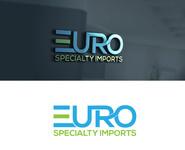 Euro Specialty Imports Logo - Entry #155
