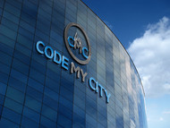 Code My City Logo - Entry #57