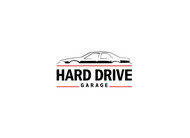 Hard drive garage Logo - Entry #219