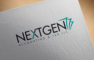 NextGen Accounting & Tax LLC Logo - Entry #468