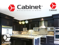 Cabinet Makeovers & More Logo - Entry #29