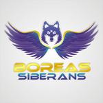 Siberian Husky Logo - Entry #107