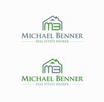 Michael Benner, Real Estate Broker Logo - Entry #124