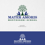 Mater Amoris Montessori School Logo - Entry #674
