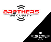 Brothers Security Logo - Entry #158