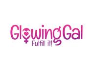 Glowing Gal Logo - Entry #77