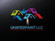 uHate2Paint LLC Logo - Entry #106