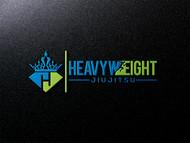 Heavyweight Jiujitsu Logo - Entry #57
