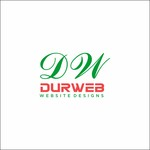Durweb Website Designs Logo - Entry #163