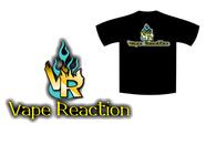 Vape Reaction Logo - Entry #47
