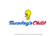 Tuesday's Child Logo - Entry #59