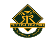 The Real Realtors Logo - Entry #171