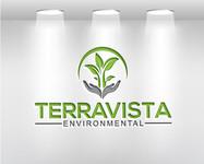 TerraVista Construction & Environmental Logo - Entry #70