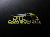 Dawson Transportation LLC. Logo - Entry #19