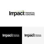 Impact Financial coaching Logo - Entry #140